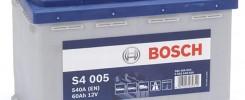 Batterie voiture Bosch