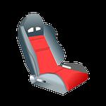 Chaise de Gamer auto